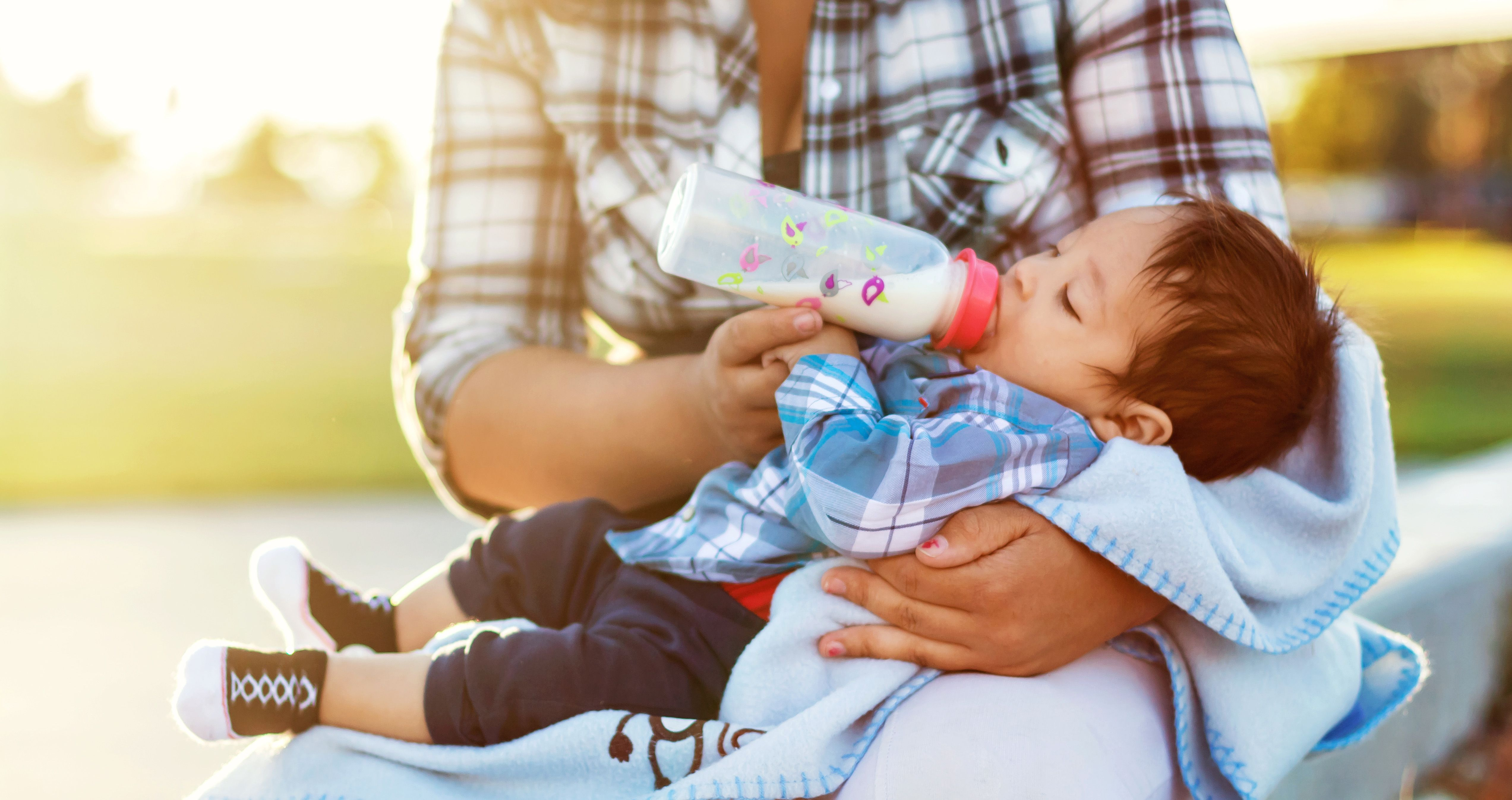 Why It's Okay to Give Formula Over Breast Milk