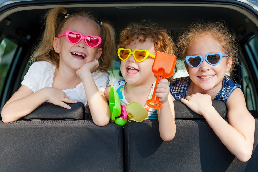 A Guide for a Successful Road Trip with Kids