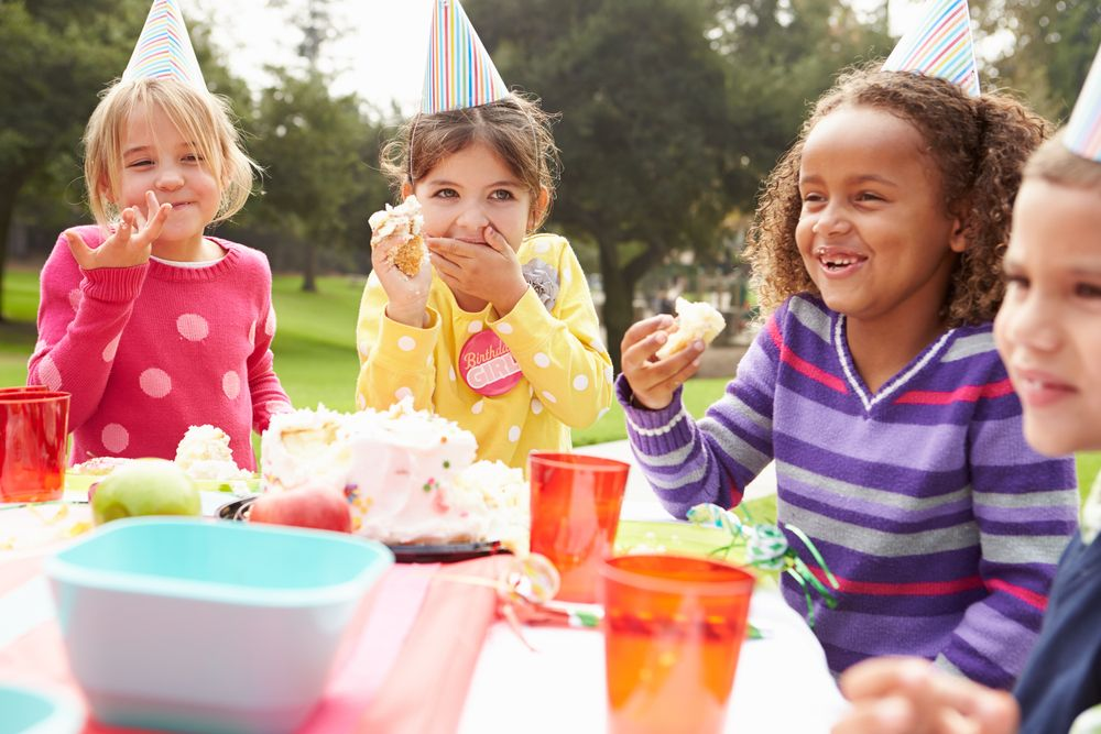 "Become a ""Cool"" Mum by Throwing the Best Birthday Party"