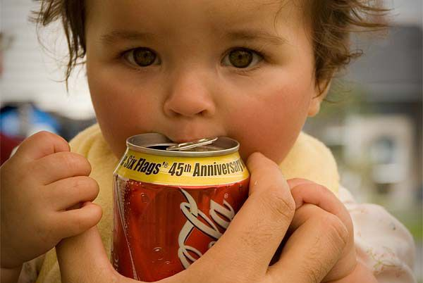 15 Dangerous Things Parents Feed The Baby