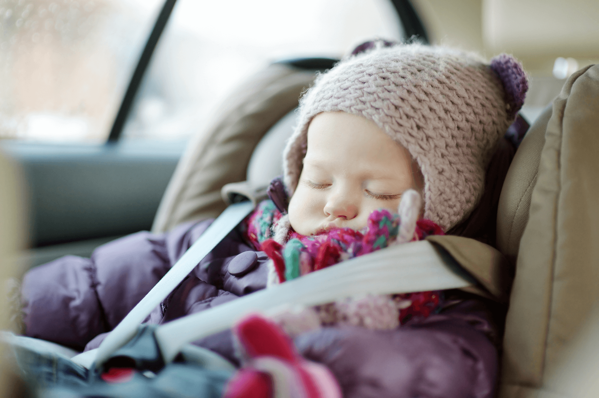 Winter walk with babies: 4 important rules
