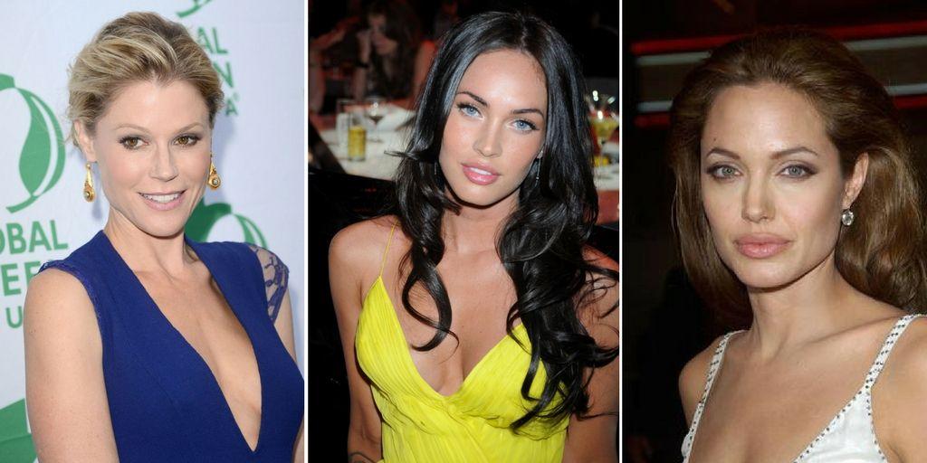 Spanked celebrities