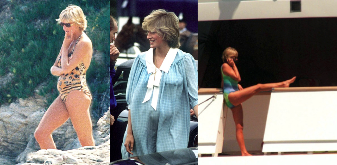 21 Pictures Of Princess Diana Pregnant | BabyGaga