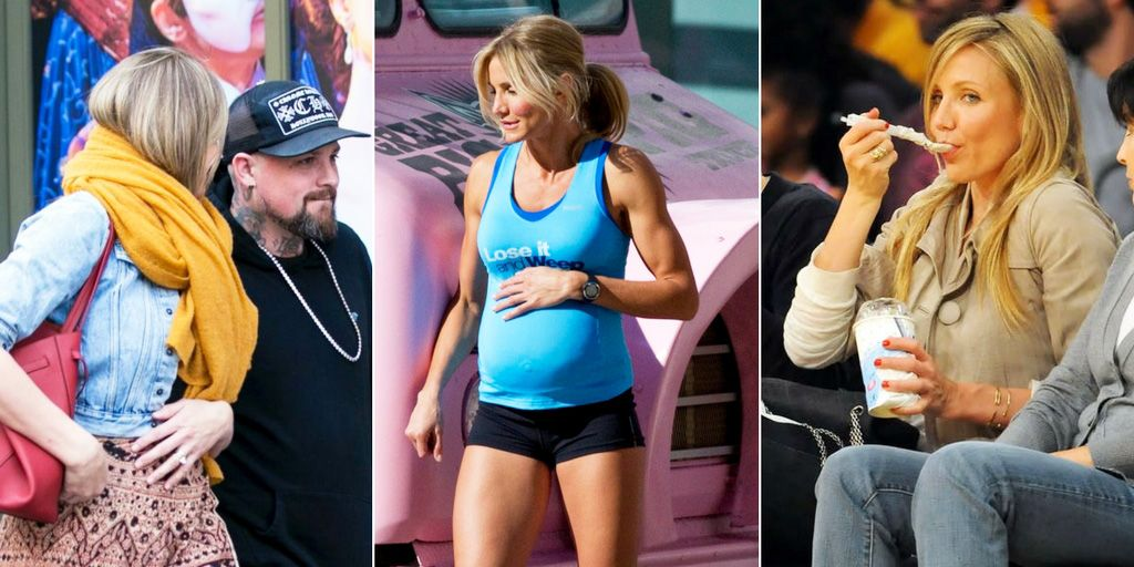 Is Cameron Diaz Really Pregnant? 15 Signs We Missed | BabyGagaCameron Diaz Pregnant 2018