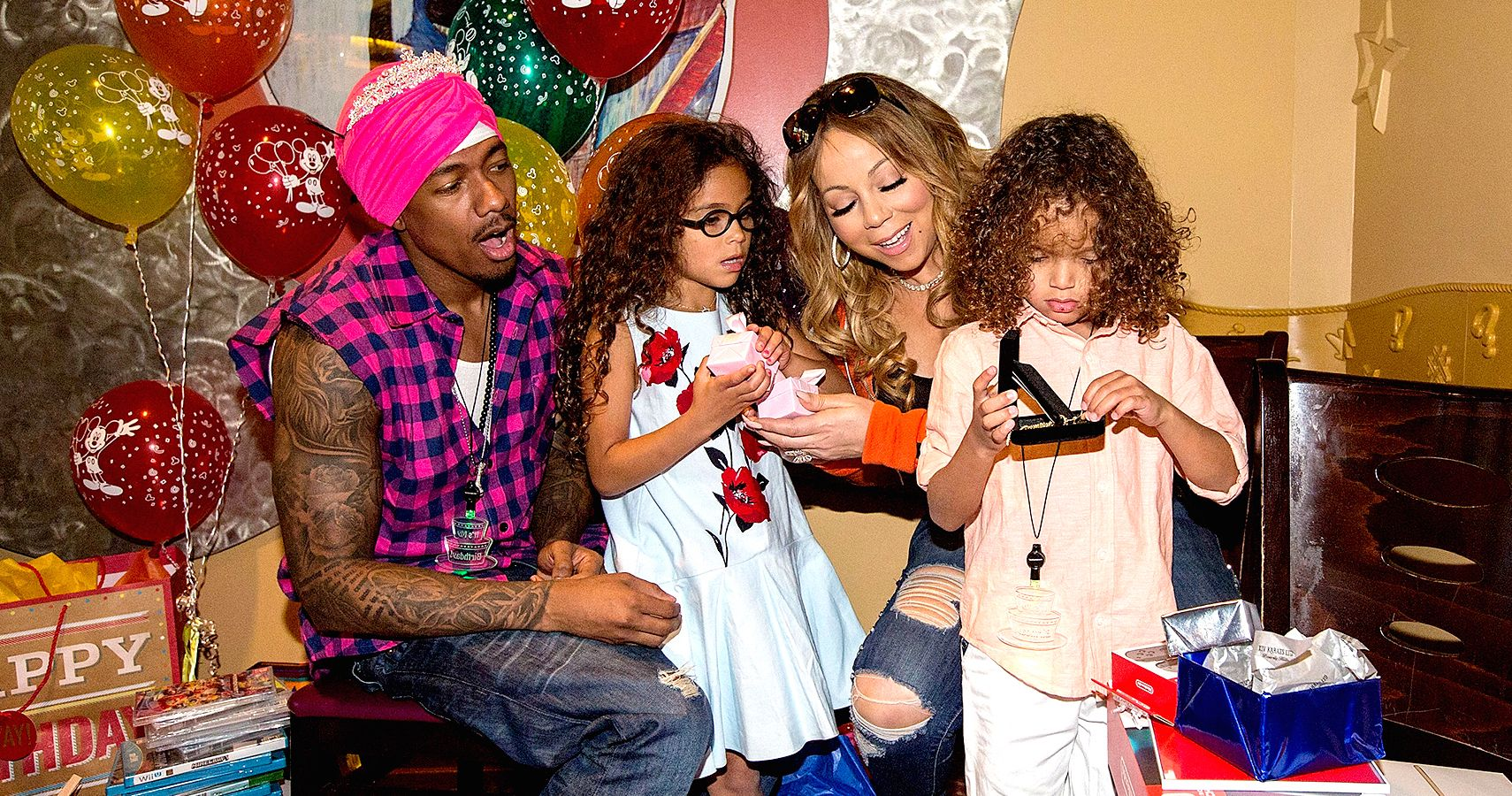 Nick Cannon Reveals How He Co-Parents With Ex Mariah Carey