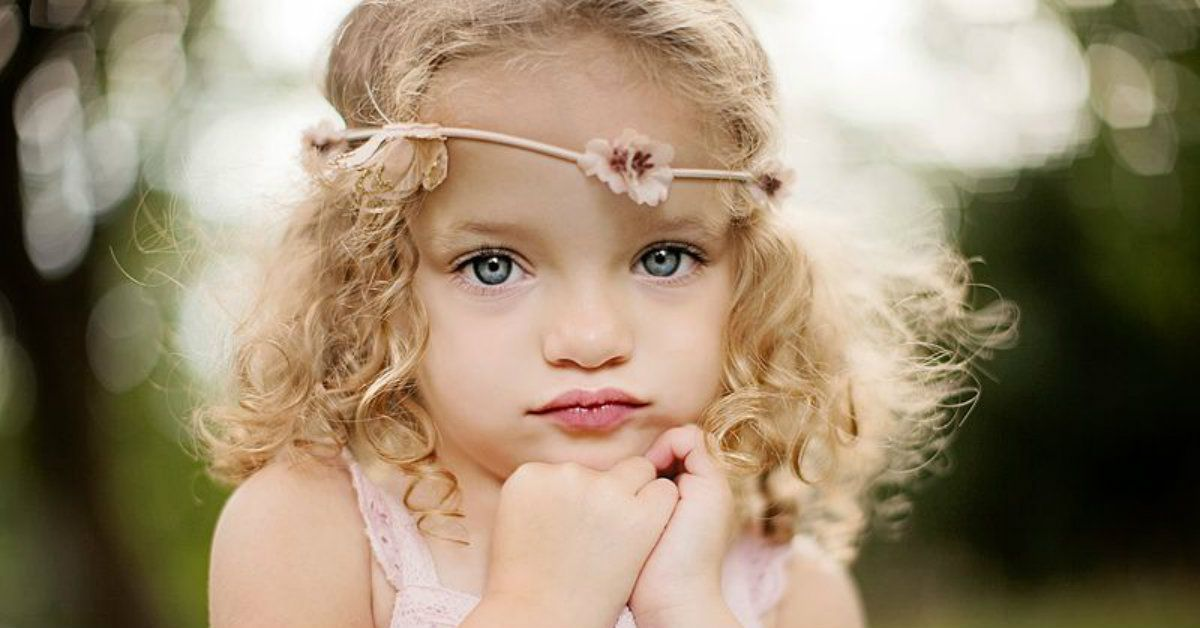 25 Baby Names All Girly Moms Will Want For Their Daughters