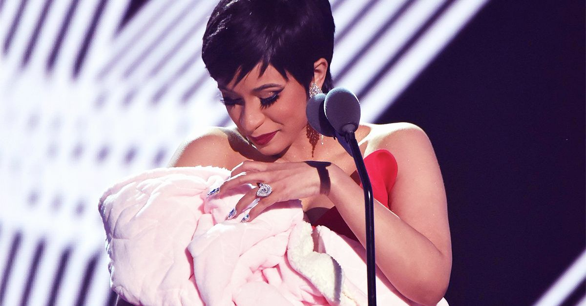 037b752cdbad 20 Times New Mom Cardi B Was In The News This Year