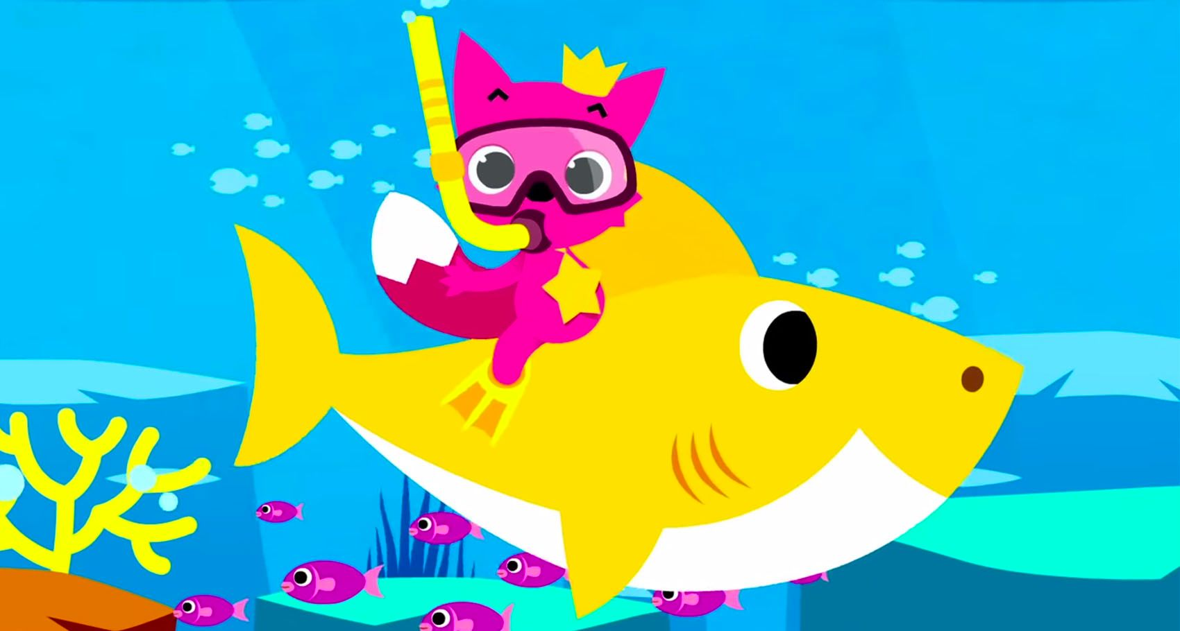 pinkfong has big plans for  u0026 39 baby shark u0026 39  in 2019  hint  a