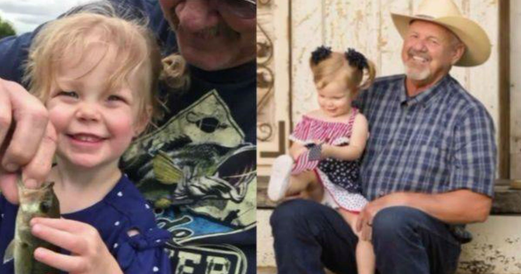Grandfather Dies After Saving Granddaughter From Explosion